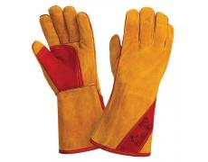 Краги, перчатки сварщика