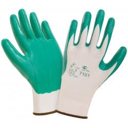 Нитриловые с легким покрытием SafeFlex (СэйфФлекс) 7101