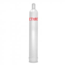 Баллон ацетиленовый 40л.-150 кгс/см2( 14,7МПа) новый