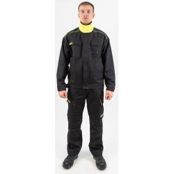 Рабочая огнезащитная куртка сварщика (производство Финляндия)
