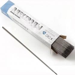 Комсомолец-100 ф-5.0 мм, сварочные электроды по меди СЗСМ ( Ротекс)