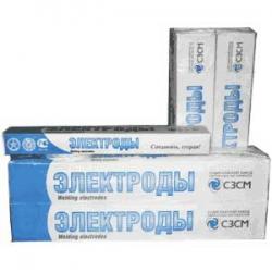ЦЧ-4 ф 4,0 мм электроды для сварки и наплавки чугуна, СЗСМ (Ротекс)