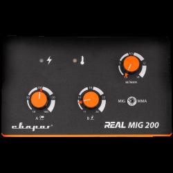 REAL MIG 200 (N24002N) сварочный инвертор