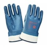 Перчатки нитриловые с тяжелым покрытием ЕСO 0533