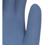 Перчатки утепленные акрил 7G/двойное покрытие латексом