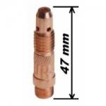 Держатель цанги d=2,4mm, L=47mm (WP-17-18-26)