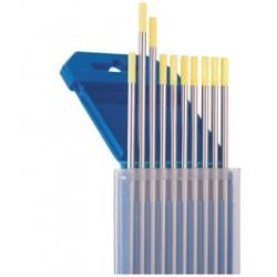 Вольфрамовый электрод WL-15 ф 2,0 мм (золотистый)